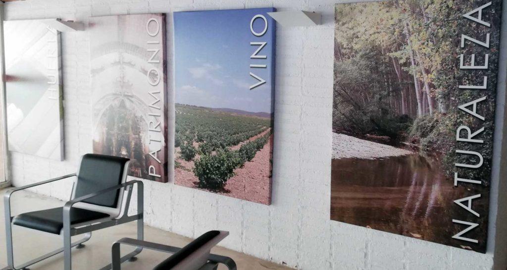 Museo del Vino - Villa del Prado